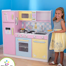 Kid Craft Retro Kitchen Kidkraft Pastel Kitchen Reviews Wayfair