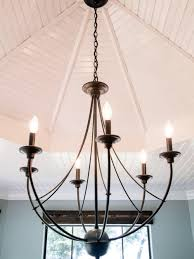 Chandelier From Fixer Upper For Entryway Eingangsbereich