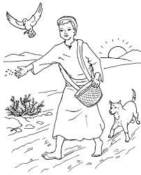 6 Paraboles De Matthieu 13 Le