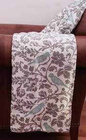 Selma Bird Printed Microplush Throw | Bird prints, Thro by marlo lorenz,  Blankets & throws