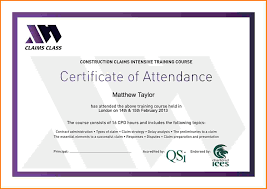 free perfect attendance certificate template certificate of attendance rome fontanacountryinn com