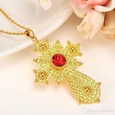 big gold pendants designs cross pendant necklaces for women men