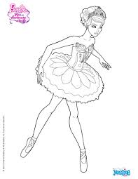 Coloriage De Danseuse Etoilelll