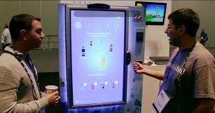 Smart Vending Machine Malaysia Custom How Tech Trends And SAP Are Changing The Face Of Vending Machines