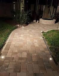 driveway curb lighting. curb appeal | curbpro landscape lighting driveway
