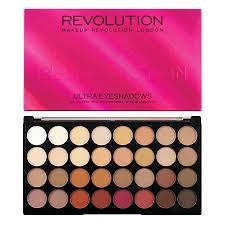 revolution ultra 32 eyeshadow palette flawless 3 resurrection revolutionbeauty