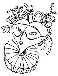 Kleurplaten Carnaval Clowns