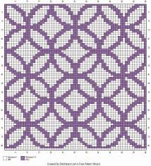 Tapestry Charts Free Free Modern Pillow Crochet Pattern The Faux Menno More