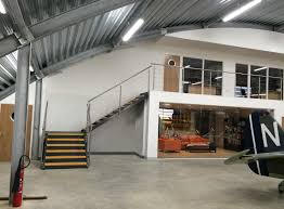 office mezzanine. Office Mezzanine With Meeting Area Underneath - Installed By Cubex  Contracts Northants Office Mezzanine