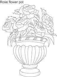 Pictures of flower pot 67 516630 pictures of flower pot fine potted plant coloring pages fine potted plant coloring pages