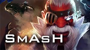 smash carry disruptor dota 2 gameplay youtube