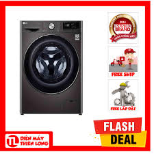 Máy giặt sấy LG Inverter 10.5 kg FV1450H2B (SHOP CHỈ BÁN HÀNG TRONG TP HCM)