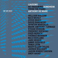 Color And Light Sondheim Liaisons Re Imagining Sondheim From The Piano Musica