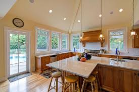 Kitchen No Wall Cabinets Home Decor Kitchens Without Upper Cabinets Lighting For Small