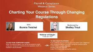 Uc Charting Solutions Payroll Compliance Charting Your Course Through Changing