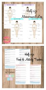 Fitness Planner Printables Sunkissed Memories Sass With