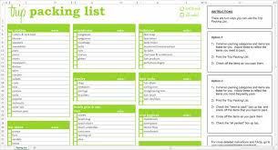 001 Tpl Blank Packing List Template Excel Ulyssesroom