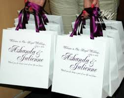 personalized wedding gift bags. Delighful Gift For Personalized Wedding Gift Bags E