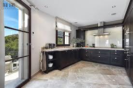 Marble Kitchen Floor Tiles Fabulous Villa In Puerto De Andratx Mallorca
