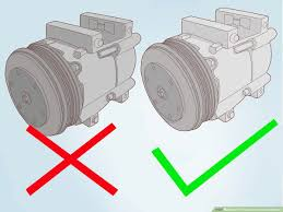 How To Fix Your Cars Air Conditioner 15 Steps With Pictures