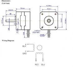 1 8degree 42mm nema17 2phase hybrid stepper motor 42hs34 1334 01 1 8degree 42mm nema17 2phase hybrid stepper motor 42hs34 1334 01