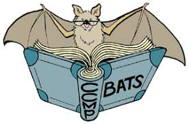 Image result for bat and book