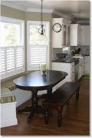 Decorating A Kitchen Table Bay Window Seat Kitchen Table - If your eating  area is looking