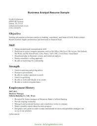 Business Resume Objective Resume Objective For Business Skinalluremedspa Com