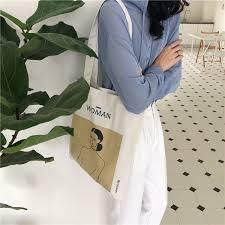 <b>Youda</b> Korean Simple Women Package Elegant Canvas Bag ...