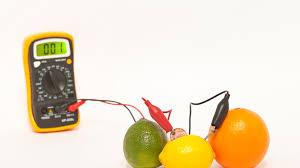Lemon Powered Light How To Make A Fruit Battery