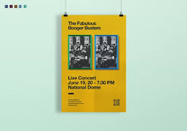 Free Music Poster Templates 18 Music Poster Templates Free Psd Ai Vector Eps