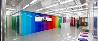 office interior colors.  Office In Design Magz Modern Office Interior With Bright Color  Colors To Office Interior Colors O