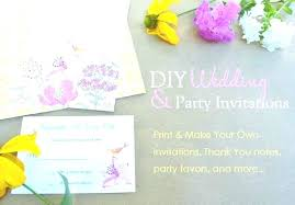 Make Your Own Invitations Online Free Invitation Maker Online Free Make Birthday Invitations Good Invite