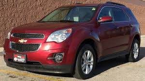 2011 Chevrolet Equinox LT AWD - Leather Heated Seats, Alloy Wheels ...