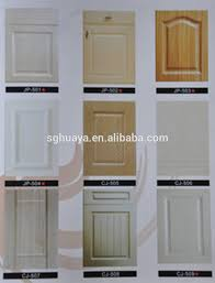 Metal Kitchen Cabinet Doors Kitchen Cabinet Plastic Cover Dilon Pvc Film Decorative Laminates