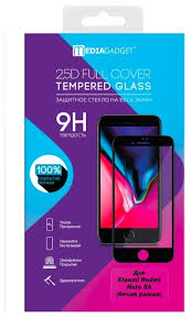 Защитное стекло Media Gadget 2.5D <b>Full Cover</b> Tempered Glass ...