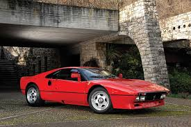 Rare original official 1998 fia formula 1 world championship poster collection. Ferrari 288 Gto Red Vintage Retro Car Poster My Hot Posters