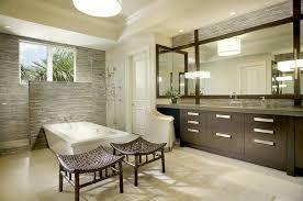 modern bathroom backsplash. Linear Gray Tiles Modern Bathroom Backsplash O