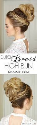 Different Bun Hairstyles 25 Best Ideas About High Bun Hairstyles On Pinterest High Bun