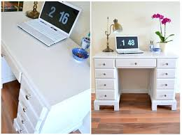 small office drawers. Office Desk With Drawers Fresh Small White Home Painting Ideas For .