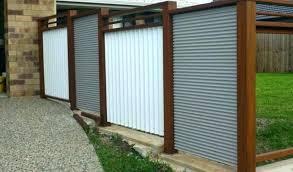 corrugated metal panel by tablet desktop original size fence panels d wonderful