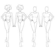 Fashion Drawing Template Fashion Drawing Template Fashion Drawing