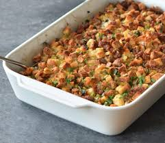 sausage stuffing tested perfected recipes