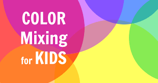 color in pictures for kids. Wonderful Kids Color Mixing For Kids  7 Fun Ways To Teach Mix Colors In Pictures For I