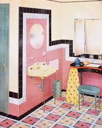 clay tile design ideas. Delighful Clay Fully Tile Bathroom Clay Tiles AmericanOlean Tile Company 1952 In Design Ideas R