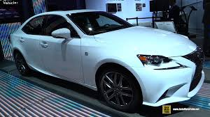 lexus is 250 interior 2015. 2015 lexus is250 fsport exterior and interior walkaround 2014 la auto show youtube is 250 i