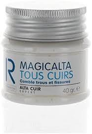 Alta Cuir Pâte Réparatrice pour Cuir Magicalta: Amazon.fr: Beauté ...