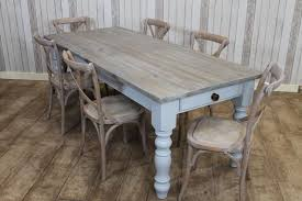 gray wood dining table. Lovely Dining Room Wall And Furniture Winsome Unique Distressed Wood Gray Table
