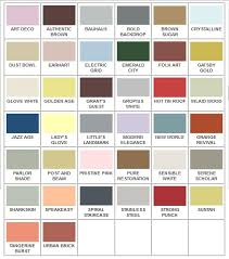 Color for the Art Nouveau Room or Interior