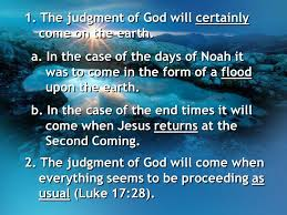 Image result for in the days of noah